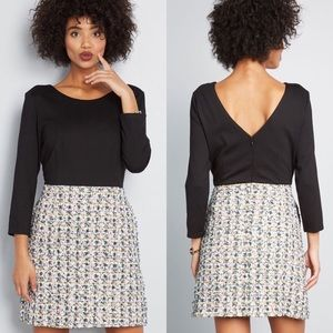 NWT Hutch Absolute Intrigue Twofer Dress ModCloth